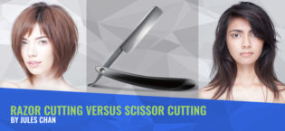 Razors or Scissors? Jules Chan Helps You Decide