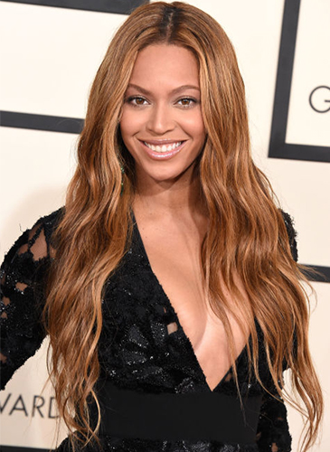 Beyonce Wavy Hairstyle Summer Waves