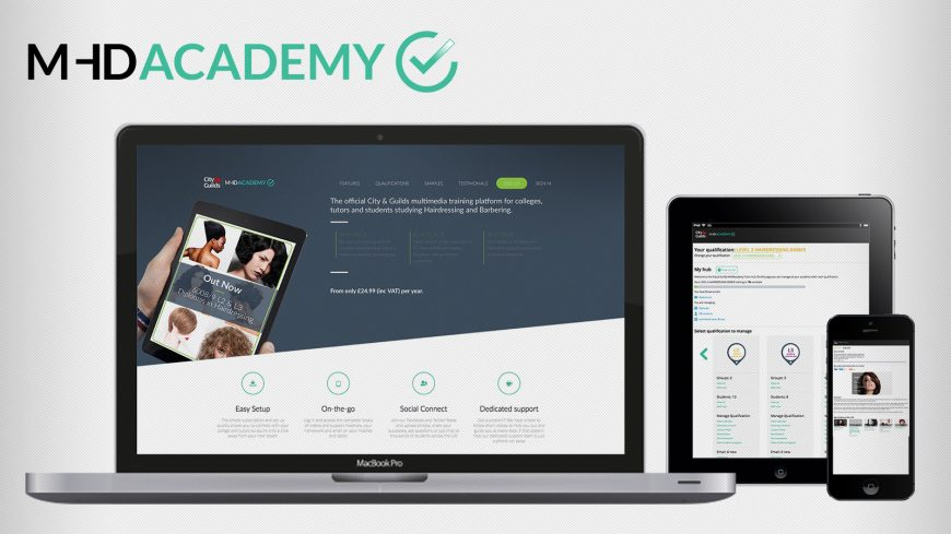 MHDAcademy and City & Guilds cut a path to success