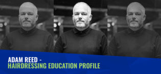Adam Reed of Percy & Reed – Hairdressing Educator Profile