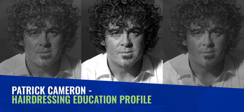 Patrick Cameron – Hairdressing Education Profile