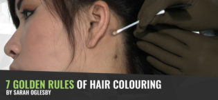 7 Golden Rules of Hair Colouring – Plus Free PDF