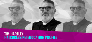 Tim Hartley – Hairdressing Education Profile