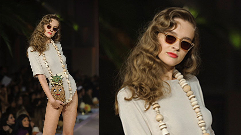 Spring Summer 2017 Vogue Show, hair, LFW, London Fashion Week