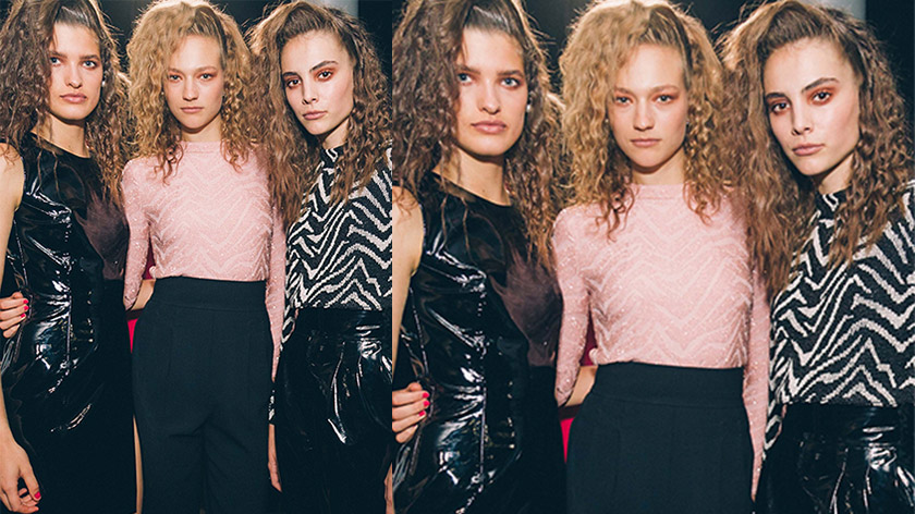 Spring Summer 2017, Top Shop, Hairstyle,