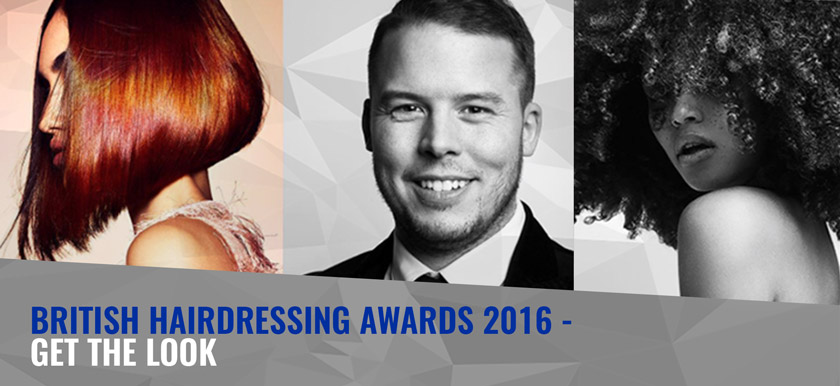 British Hairdressing Awards 2016 – Get the Look