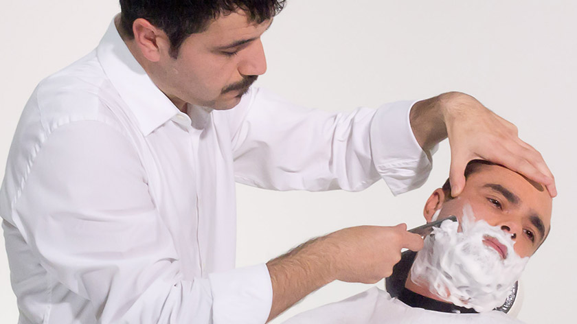 Traditional Beauty Wet Shave Tutorial Video