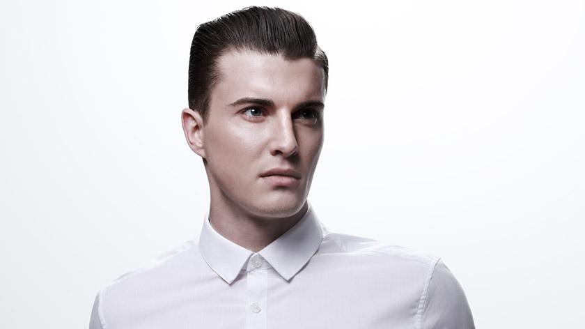 Male Facial Grooming Tutorial Video