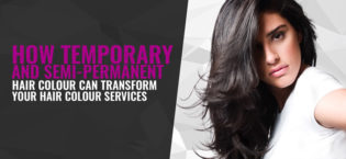 Temporary & Semi-Permanent Hair Colour – 5 Tips for Colourists