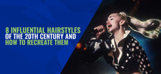 8 influential hairstyles of the 20th Century and how to recreate them