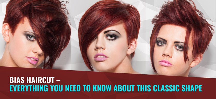 Bias haircut – everything you need to know about this classic shape