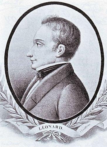 Leonard Autie, Marie Antoinette's hairdresser