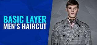 Basic Layer Men's Haircut