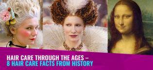 8 Amazing Historical Hair Care Facts