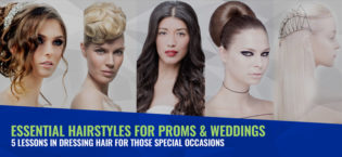 Enhance Styling Skills to Delight Brides-To-Be & Prom Queens