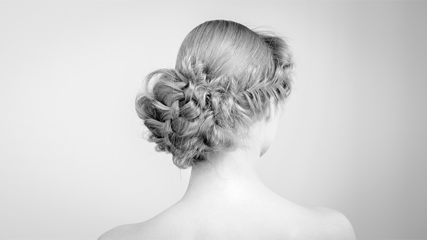 Find out how to create a braid variations chignon – ideal for prom queens and brides-to-be >>>