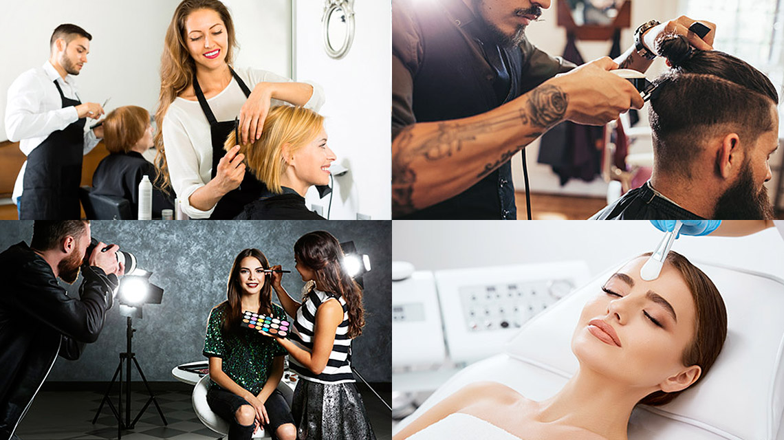 Solution - Cosmetology, Barbering, Makeup and Esthetics