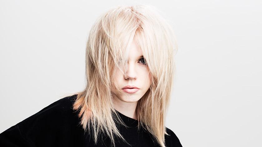 Multi-Tonal Pastel Blonde Hair