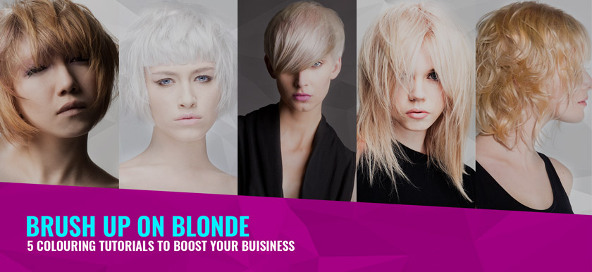Brush Up On Blonde To Boost Your Business