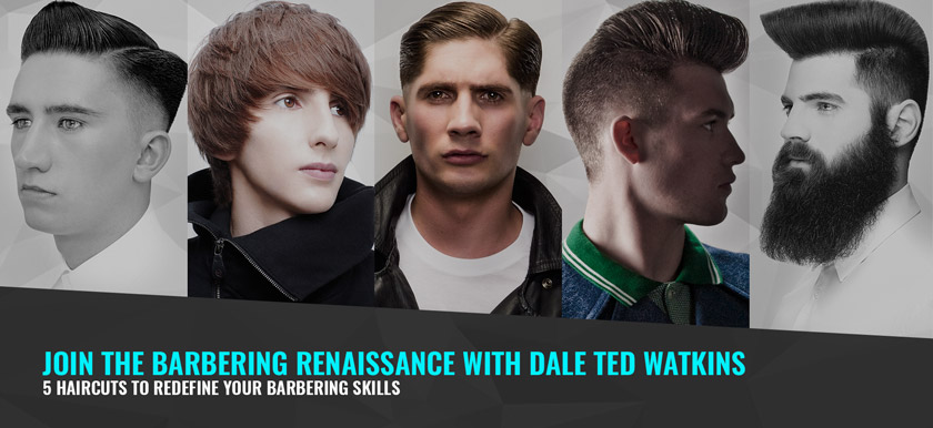 Technique, Tradition and Dale Ted Watkins – Barbering Done Right