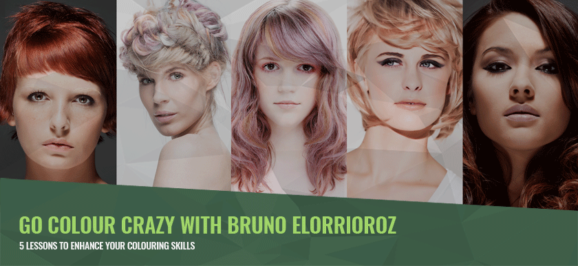 Let Your True Colours Shine Through With Bruno Elorrioroz