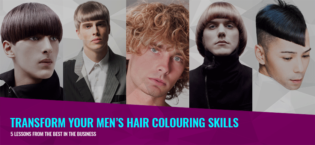 Transform Your Men's Hair Colouring Skills