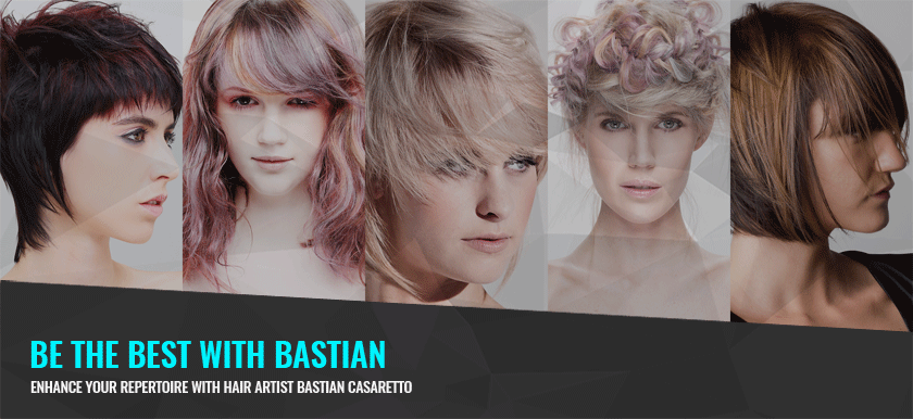 Proudly Presenting Bastian Casaretto, Hair Artist