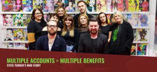 Multiple Accounts = Multiple Benefits – Steve Turner's MHD Story