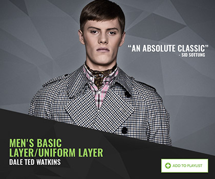 Men's basic layer/uniform layer by Dale Ted Watkins