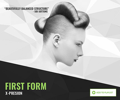 First Form by X-Presion