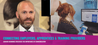 The importance of connecting employers, apprentices and training providers