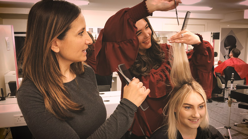 The solution: Recruit and train your own hairdressing apprentice