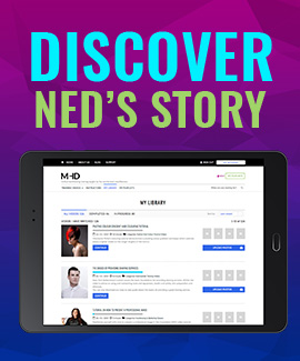 Discover Ned's Story – How our e-learning platform boosted students outcomes