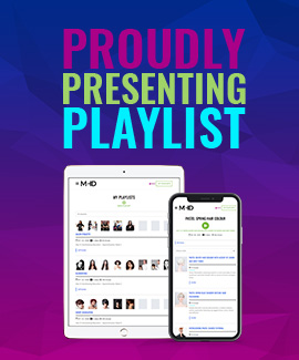 Proudly Presenting Playlist!