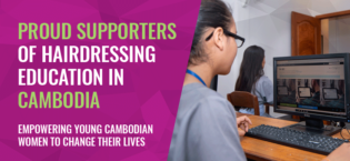 MHD in Cambodia – Hairdressing Education that Transforms Lives