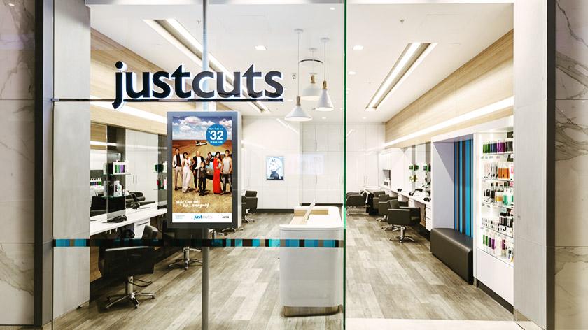 Just Cuts salon