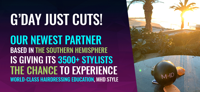 'Taking the Stress out of Education' – MHD Launches Partnership with Just Cuts
