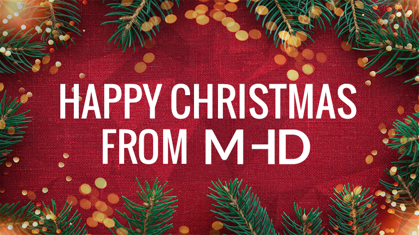 Happy Christmas from MHD