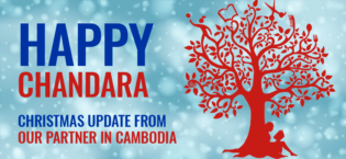 Happy Chandara Christmas Update – Celebrating Hairdressing Education That Transforms Lives