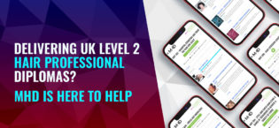 Delivering UK Level 2 Hair Professional Diplomas? MHD Is Here To Help